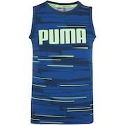Camiseta Regata Puma Hero SL 2 - Infantil