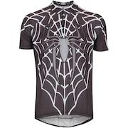 Camisa de Ciclismo Refactor Homem Aranha - Masculina