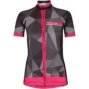 Camisa de Ciclismo Refactor Murcielago - Feminina