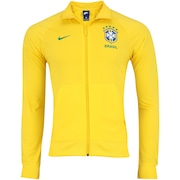 Jaqueta da Seleção Brasileira 2018 Nike Sportswear Crew - Masculina
