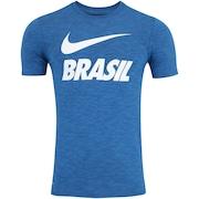 Camisa da Seleção Brasileira Concentração 2018 Nike - Masculina