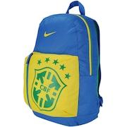 Mochila da Seleção Brasileira 2018 Nike - 22 Litros