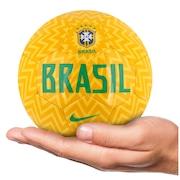 Minibola de Futebol de Campo da Seleção Brasileira 2018 Nike