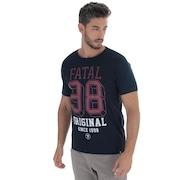 Camiseta Fatal Estampada 16748 - Masculina