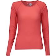 Camiseta Manga Longa com Proteção Solar UV Oxer Garden - Feminina
