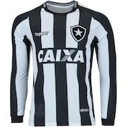 Camisa Manga Longa do Botafogo I 2018 Topper - Masculina
