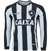 f2a22c10b5 Camisa Manga Longa do Botafogo I 2018 Topper - Masculina