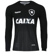 Camisa Manga Longa do Botafogo II 2018 Topper - Masculina