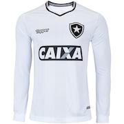 Camisa Manga Longa do Botafogo III 2018 Topper - Masculina