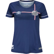 Camisa do Santos Nations The Kingdom Umbro - Feminina