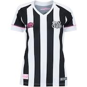 Camisa do Santos II 2018 Sereias da Vila Umbro - Feminina