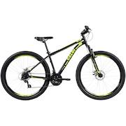 74f0005df Mountain Bike Caloi Velox - Aro 29 - Freio a Disco Mecânico - 21 Marchas