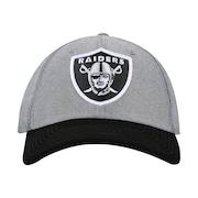 d78c8137a Boné Aba Curva New Era 940 Oakland Raiders SN Core Denim - Snapback - Adulto