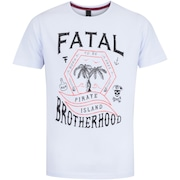 Camiseta Fatal Estampada 17701 - Masculina