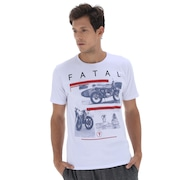 Camiseta Fatal Estampada 17743 - Masculina