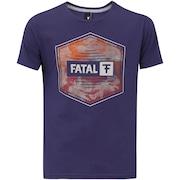 Camiseta Fatal Estampada 17751 - Masculina