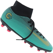 Chuteira de Campo Nike Mercurial Superfly 6 Club CR7 MG - Adulto