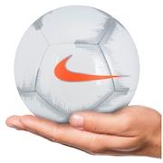 Minibola de Futebol de Campo Nike Skills Event Pack
