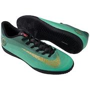 Chuteira Futsal Nike Mercurial Vapor X 12 Club CR7 IC - Adulto