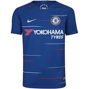 Camisa Chelsea I 18/19 Nike - Infantil