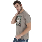 Camiseta HD Military - Masculina