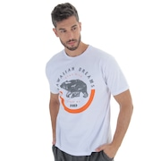 Camiseta HD Nature Bear - Masculina