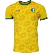 Camisa do Brasil Retrô Lotto - Masculina
