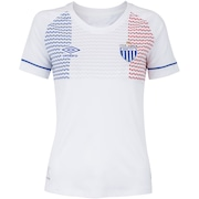 Camisa do Avaí Nations Lion Bleu Umbro - Feminina
