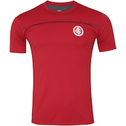 Camiseta do Internacional Recorte Meltex - Masculina