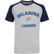 Camiseta NBA Oklahoma City Thunder 17 Bordado - Masculina