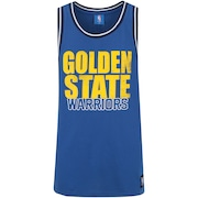 Camiseta Regata NBA Golden State Warriors 17 Retilínea - Masculina