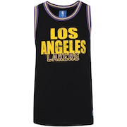 Camiseta Regata NBA Los Angeles Lakers 17 Retilínea - Masculina