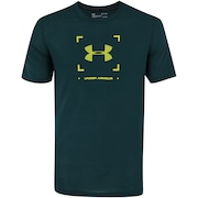 Camiseta Under Armour Threadborne Target - Masculina