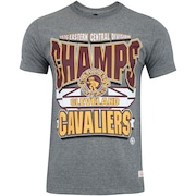 Camiseta Mitchell & Ness Cleveland Cavaliers Sportsman Crew - Masculina