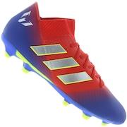 promo code a1be6 1f2a1 Chuteira de Campo adidas Nemeziz Messi 18.3 FG - Adulto