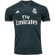 Camisa Real Madrid II 18/19 adidas - Masculina