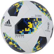 Bola de Futebol de Campo Telstar Oficial Finais da Copa do Mundo FIFA 2018 adidas Glider