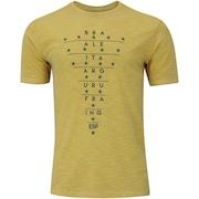 Camiseta Exp Campeoes Adams