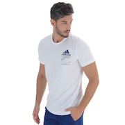 Camiseta adidas Colourblock - Masculina
