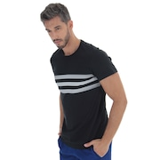 Camiseta adidas Three Stripes - Masculina