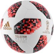 Bola de Futebol de Campo Telstar Oficial Finais da Copa do Mundo FIFA 2018  adidas OMB f1129f5a43c77