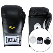 556df6e88 Kit de Boxe Everlast  Bandagem + Protetor Bucal + Luvas de Boxe Training -  12 OZ - Adulto