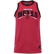 Camiseta Regata New Era Chicago Bulls Versatile Sport Wave - Masculina