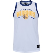 Camiseta Regata New Era Golden State Warriors Versatile Sport Wave - Masculina