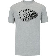 Camiseta New Era Pittsburgh Steelers Versatile A - Masculina