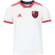 Camisa do Flamengo II 2018 adidas - Infantil