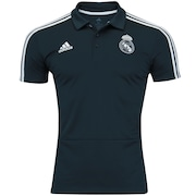 Camisa Polo Real Madrid 18/19 adidas - Masculina