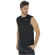fed0fe7de9 Camiseta Regata Nike Breathe Run SL - Masculina