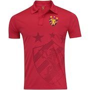 Camisa Polo do Sport Recife Shadow - Masculina