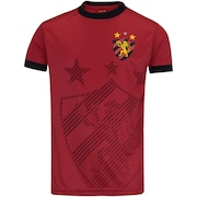 Camiseta do Sport...